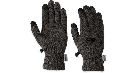 Outdoor Research W's Biosensor Liners 890-Charcoal
